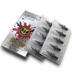 Bigwasp Grey Cartridge(20pcs)-RS