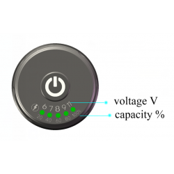 Rocket Wireless Power Supply #PS046