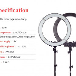 High Quality Cycle Adjustable Light #LL004