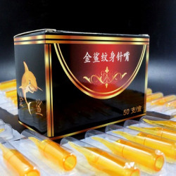 Yellow Disposable Tip-M