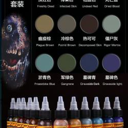 USA Eternal Zombie Ink 12pcs Set #IMIK005