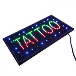 Tattoo Shop LED Light #LL006