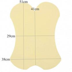 Body Practise Skin 53*40*0.5cm #SK006