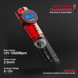 Mast Tattoo Wireless Battery Pen #HM071