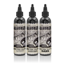 Nocturnal Tattoo Ink 3pcs/set - Bishop Ink