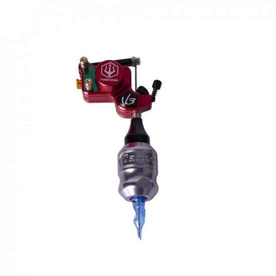 POSEIDON V3 Coil-Rotary Machine #SR039